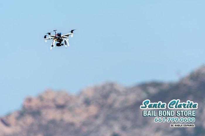 Dear Drones: The Sky is Not the Limit | Santa Clarita Bail