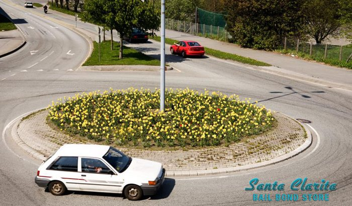 roundabout laws in california