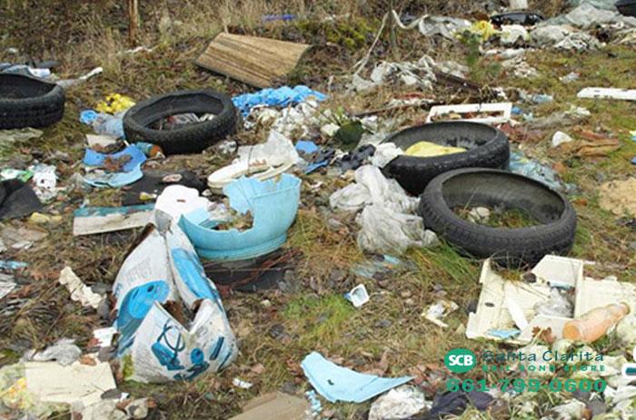 illegal dumping santa clarita bail bonds