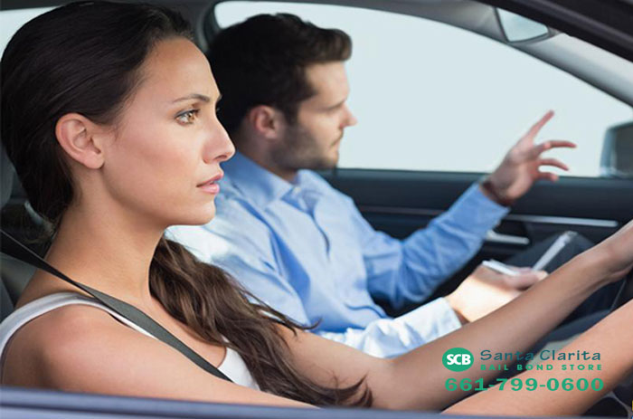 road rage laws santa clarita bail bonds