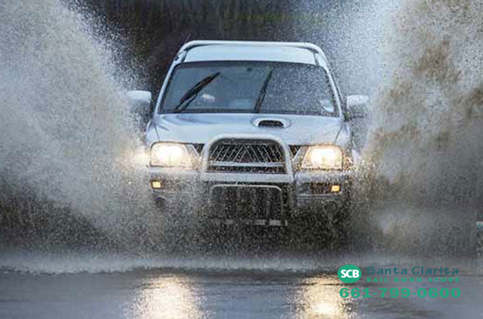 winter weather driving tips santa clarita bail bonds