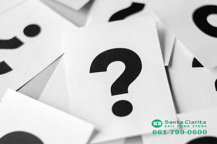 santa clarita bail bonds frequently asked questions about bail bonds